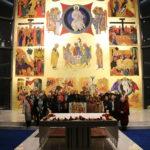 Eucarestia con le Vedove ed il Personale del Seminario