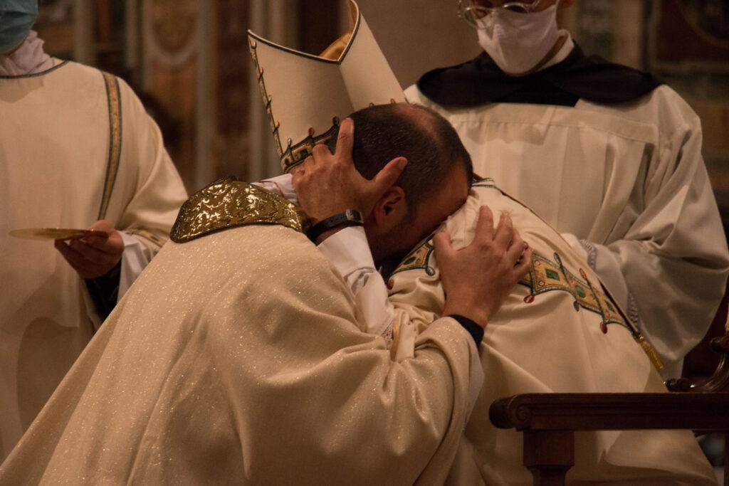 Ordinazione Jorge Gomis