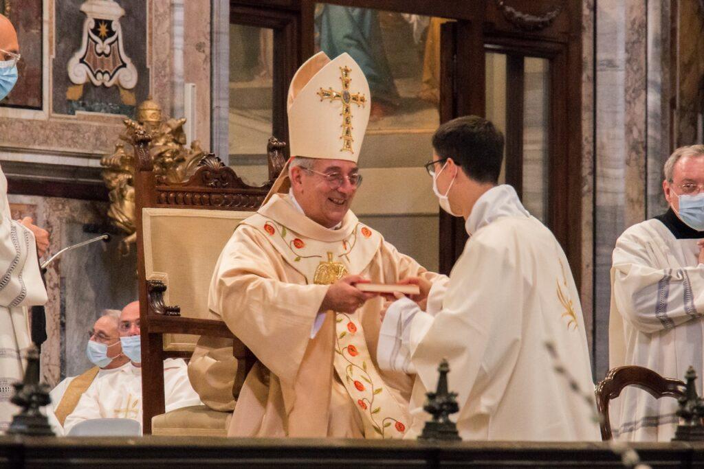 Ordinazioni Diaconali 8 Maggio 2021
